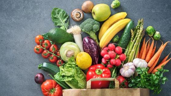 Les fruits et légumes pour faire le plein de fibres