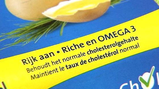 Les effets des Oméga-3 sur la santé, que dit la législation sur l'étiquetage ?